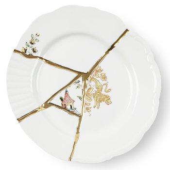 Shown in Dessert Plate 2