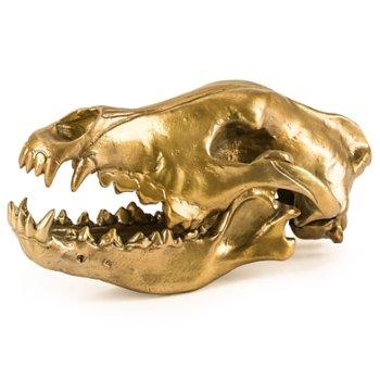 Wunderkrammer Wolf Skull, Side view