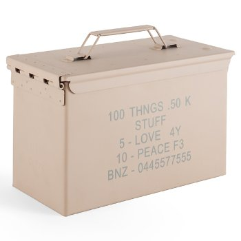 Surplus Storage System Peace Bullet