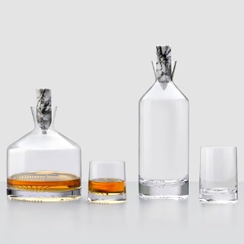 Alba Glassware Collection