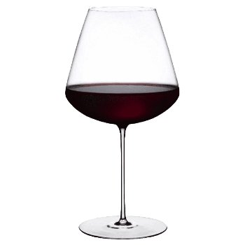 Stem Zero Elegant Red Wine Glass