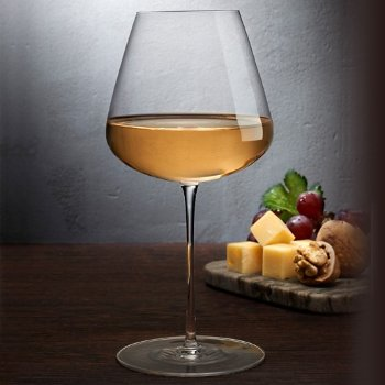 Stem Zero Elegant White Wine Glass