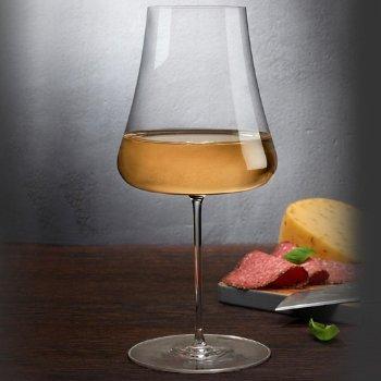 Stem Zero Volcano White Wine Glass
