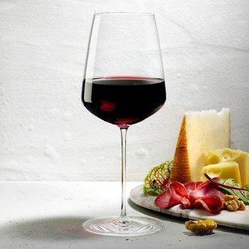 Stem Zero Powerful Red Wine Glass
