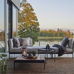 Lidö Outdoor Lounging Collection