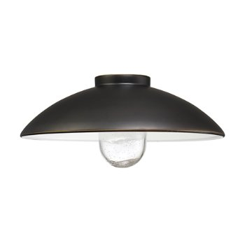Shown in 7984 Oil Rubbed Bronze with Clear Seeded Glass finish