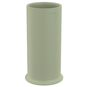 Shown in Matte Sage Green finish, in use