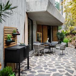 Drop Outdoor Kitchen Module Single Cabinet