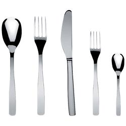 KnifeForkSpoon Flatware Collection