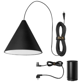 String Cone, Plug-in with Base
