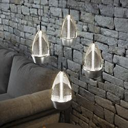 Luxe RapidJack LED Pendant Collection