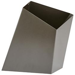 Element Planter (Pewter/19 inch) - OPEN BOX RETURN