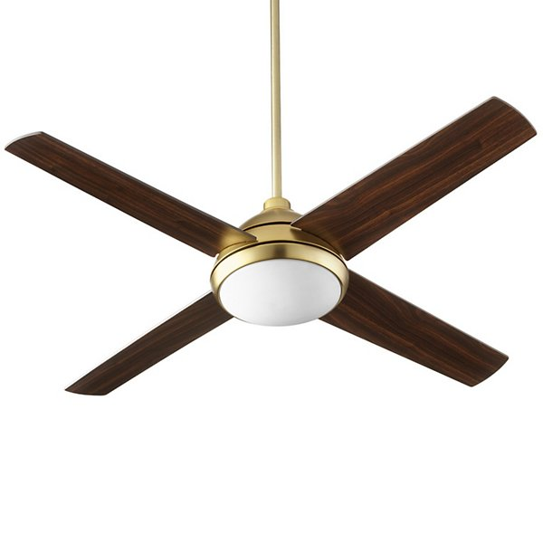 Quest 52 Inch Led Ceiling Fan By Quorum International At Lumens Com
