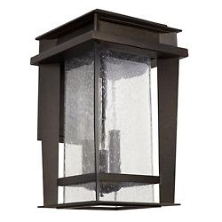 Easton 3-Light Outdoor Wall Sconce
