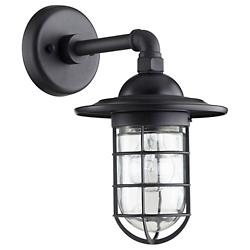Bowery Outdoor Wall Sconce