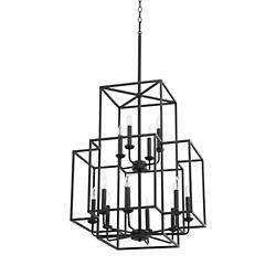 Torres Two-Tier Chandelier