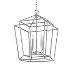 Monument Cage Chandelier