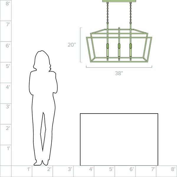 Monument Linear Suspension