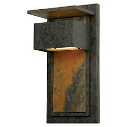 Zephyr Outdoor Wall Sconce (Large) - OPEN BOX RETURN