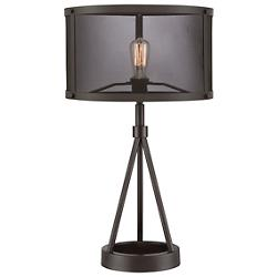 Union Station Table Lamp (Western Bronze) - OPEN BOX RETURN