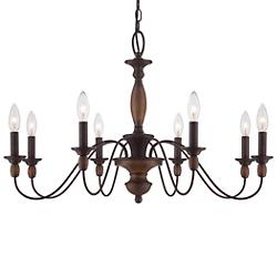 Holbrook Chandelier (8 Lights) - OPEN BOX RETURN