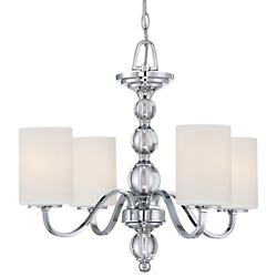 Downtown 5004 Chandelier (Polished Chrome) - OPEN BOX RETURN