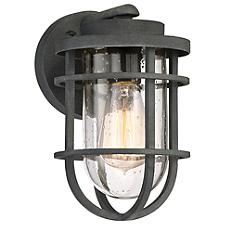 Boardwalk Outdoor Wall Sconce