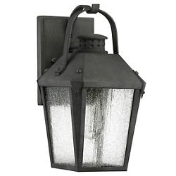 The Carriage Outdoor Sconce