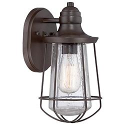 Marine Outdoor Wall Sconce (Small/Incandescent) - OPEN BOX