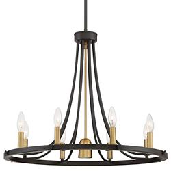 Ballard 8-Light Chandelier