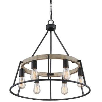 Brockton 6-Light Chandelier