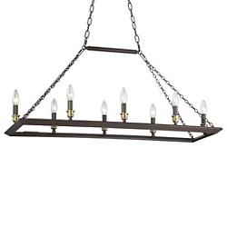 Brook Hall Linear Suspension