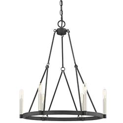 Doran 6-Light Chandelier