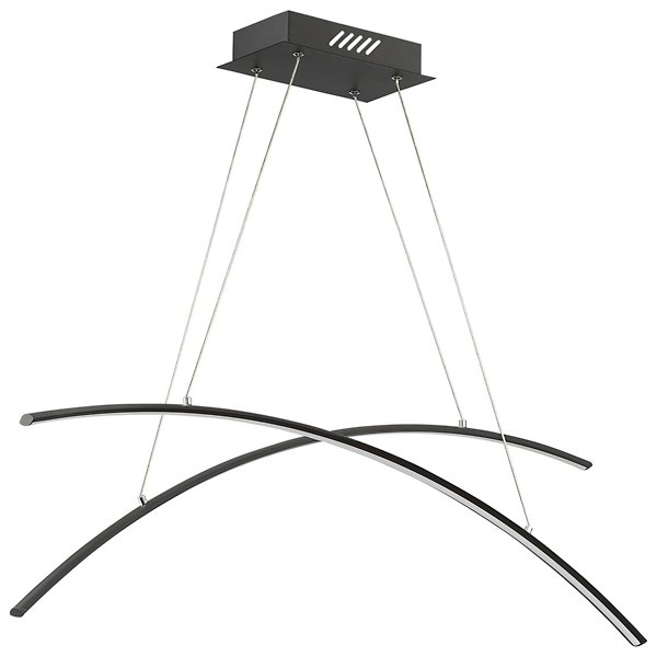 Fanfare LED Linear Suspension