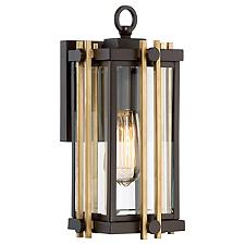 Goldenrod Outdoor Wall Sconce