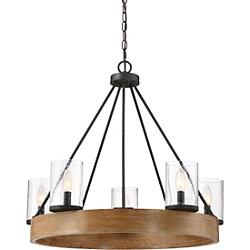 Lounge 5-Light Chandelier