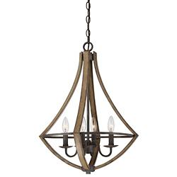 Shire 4-Light Chandelier