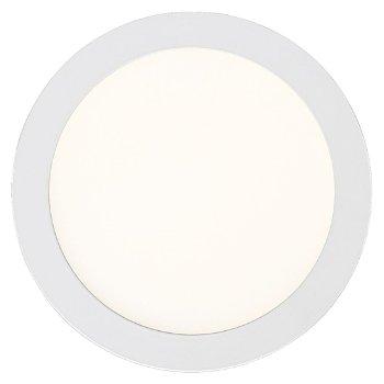 Shown in Fresco White finish, Small size