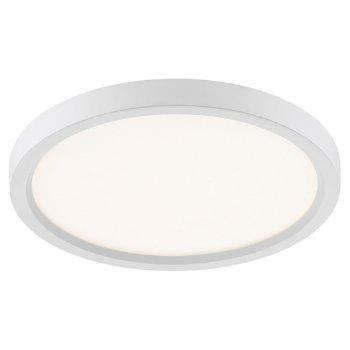 Shown in Fresco White finish, Medium size