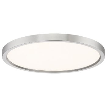 Outskirts Led Flushmount By Quoizel At Lumens Com
