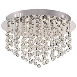Platinum Collection Highrise LED Flushmount (Small)-OPEN BOX