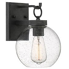 Barre Outdoor Wall Sconce