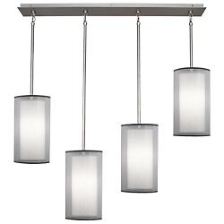 Saturnia 2155 Pendant (Stainless Steel/Silver) - OPEN BOX