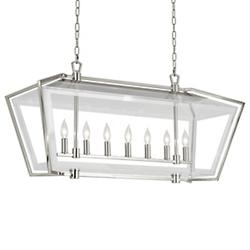Casper Linear Suspension (Polished Nickel) - OPEN BOX RETURN