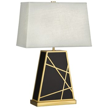 Shown in Oyster shade, Deep Patina Bronze with Modern Brass finish