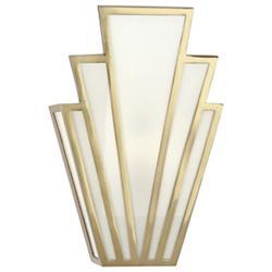 Empire Wall Sconce (Modern Brass) - OPEN BOX RETURN