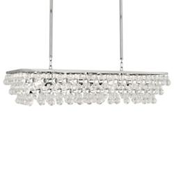 Bling Linear Suspension (Polished Nickel) - OPEN BOX RETURN
