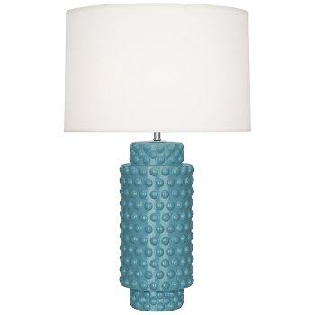 Shown in Steel Blue Glazed Textured Ceramic finish
