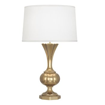 Shown in Antiqued Modern Brass  finish