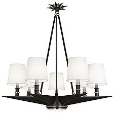 Cosmos 8 Light Chandelier